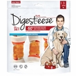 "Digest-eeze Rawhide Bones - Pork, Beef & Chicken 6"" (3 pack)"