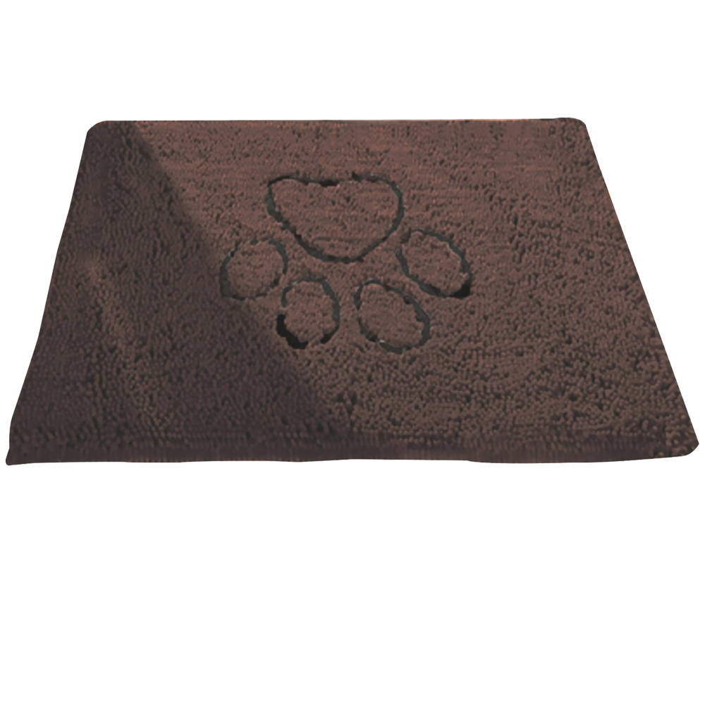 Dirty Dog Doormat - Large (Brown)