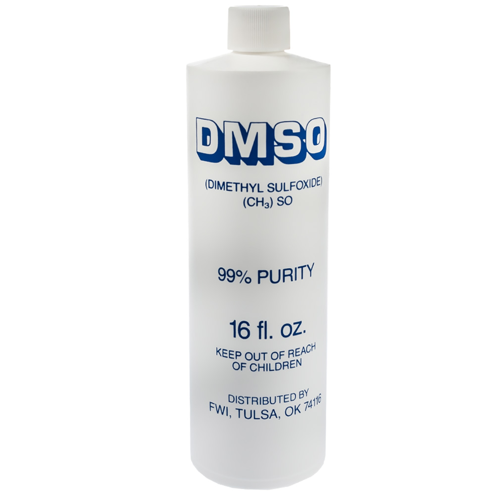 DMSO Pure 99% Liquid 16oz.