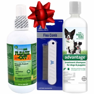 Dog Flea Kit