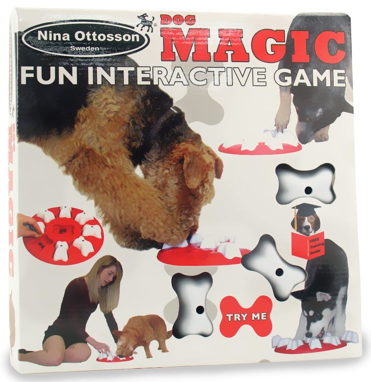 Dog Magic Interactive Game Dog Toy