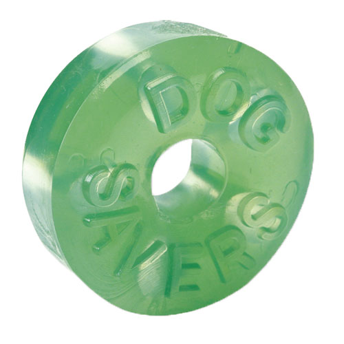 "Dogsavers Tire with Treat Stations Medium 3.5"" (Assorted)"