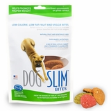 DogSlim Fruit & Veggie Nutritional Bites (8 oz)