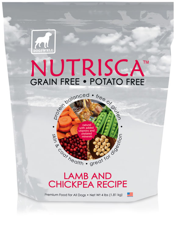 Dogswell NUTRISCA Dog Food