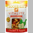 Dogswell Veggie Life Vitality Apple & Chicken (5 oz)