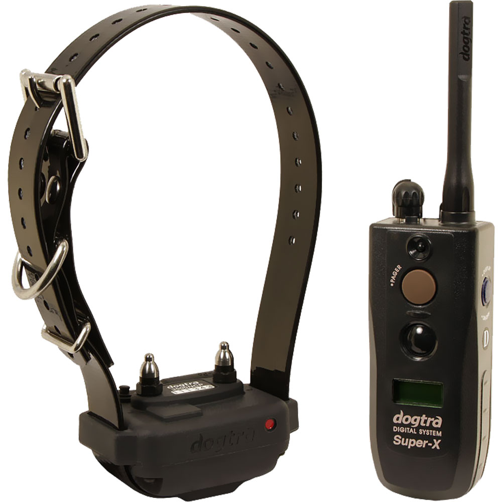 Dogtra Super-X 1 Mile Remote Trainer - 1 Dog