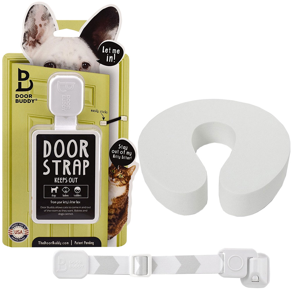 Door Buddy - Door Strap + Door Stop