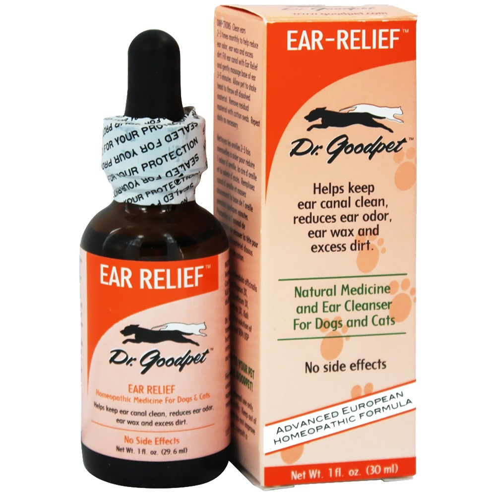 Dr. Goodpet™ Ear-Relief™
