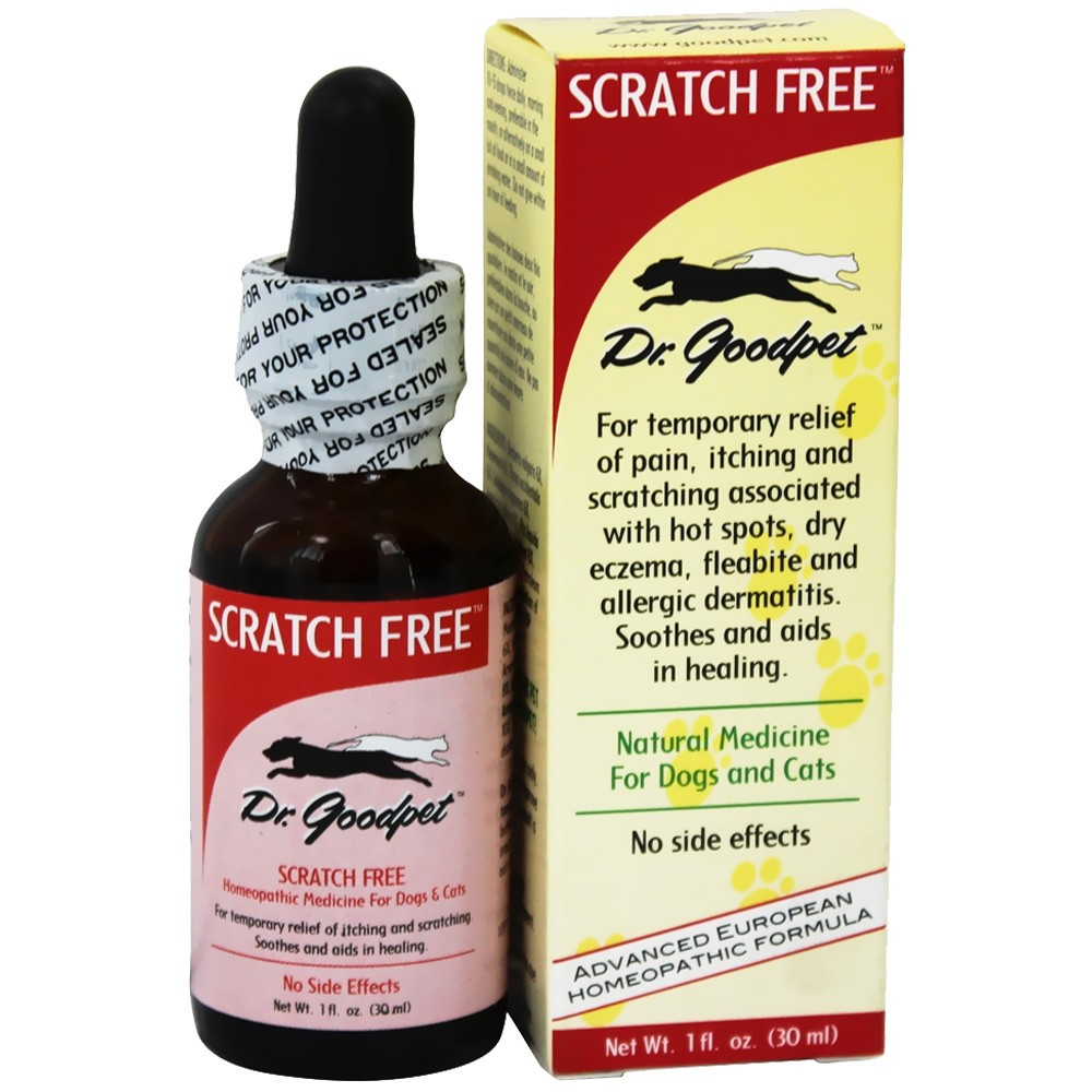Dr. Goodpet™ Scratch Free™