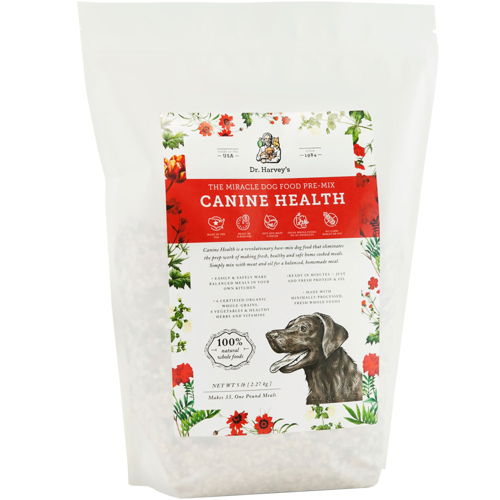 Dr Harvey S Canine Health Miracle Dog Food