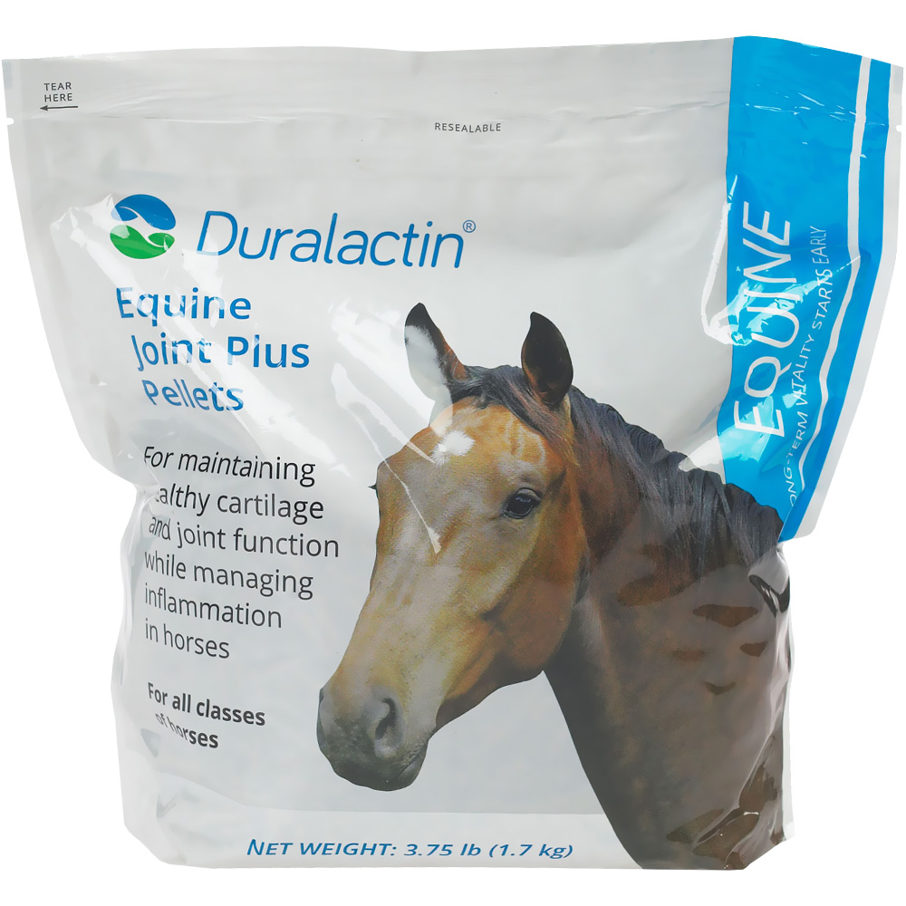 Duralactin Equine Joint Plus Pellets (3.75 lb)