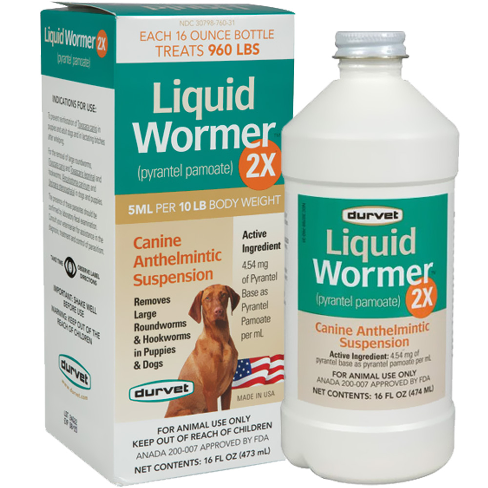 Durvet Liquid Wormer