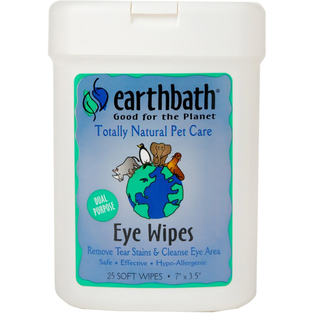 Four Paws Eye Wipes for Dogs & Cats 25 Wipes - Pack of 2 Amore Pacific - Moisture Bound Rejuvenating Serum - 50ml/1.7oz
