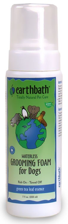 Earthbath Grooming Foam
