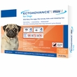 EctoAdvance Plus for Dogs 4-22 lbs (3 Dose)