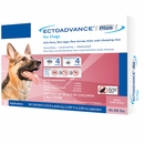 EctoAdvance Plus for Dogs 45-88 lbs (3 Doses)