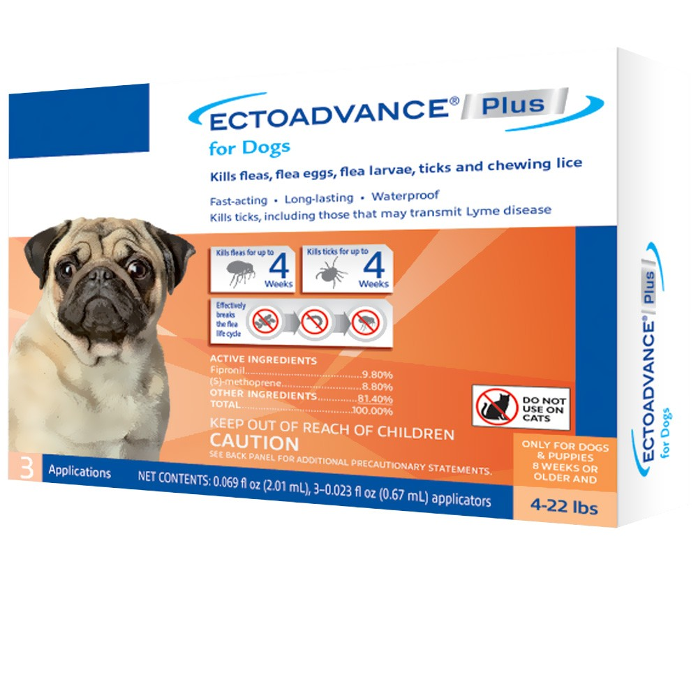 EctoAdvance® Plus for Dogs