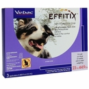 Effitix Topical solution for Dogs 23-44.9 lbs. - 3 Months