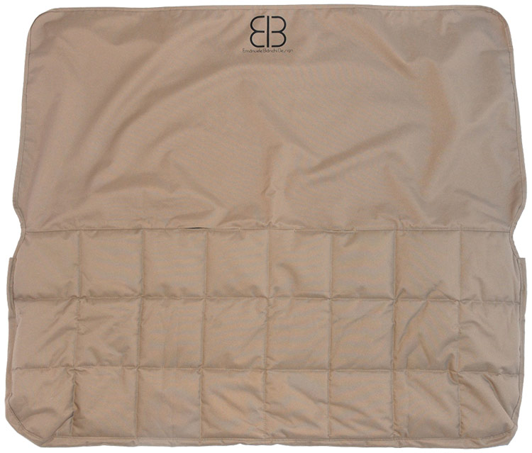 Emanuele Bianchi Rear Seat Protector