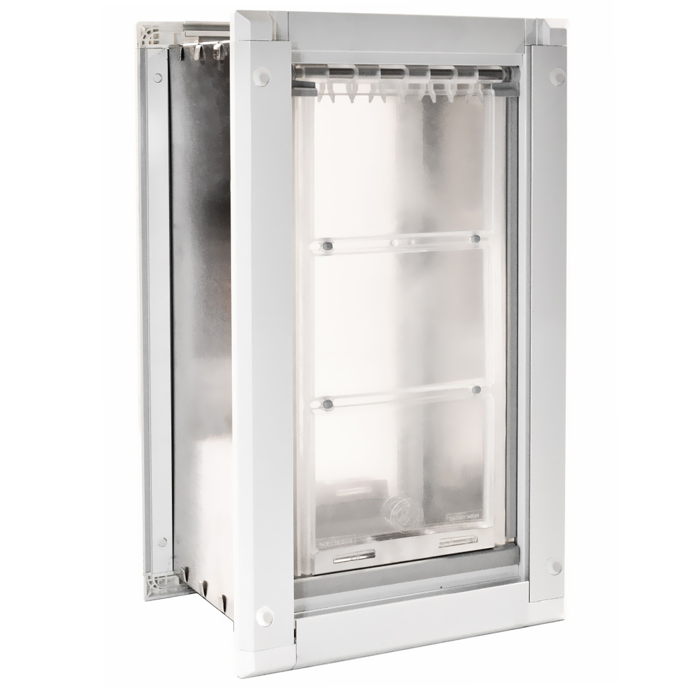 Patio Pacific Endura Flap Large Wall Mount Double Flap