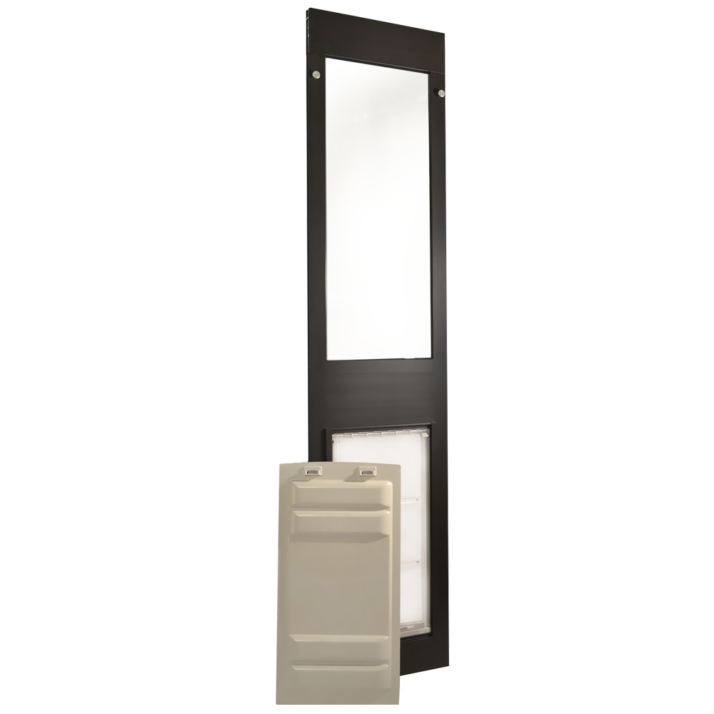 Patio Pacific Quick Panel 3 Bronze Frame Extra Large 74 Inches