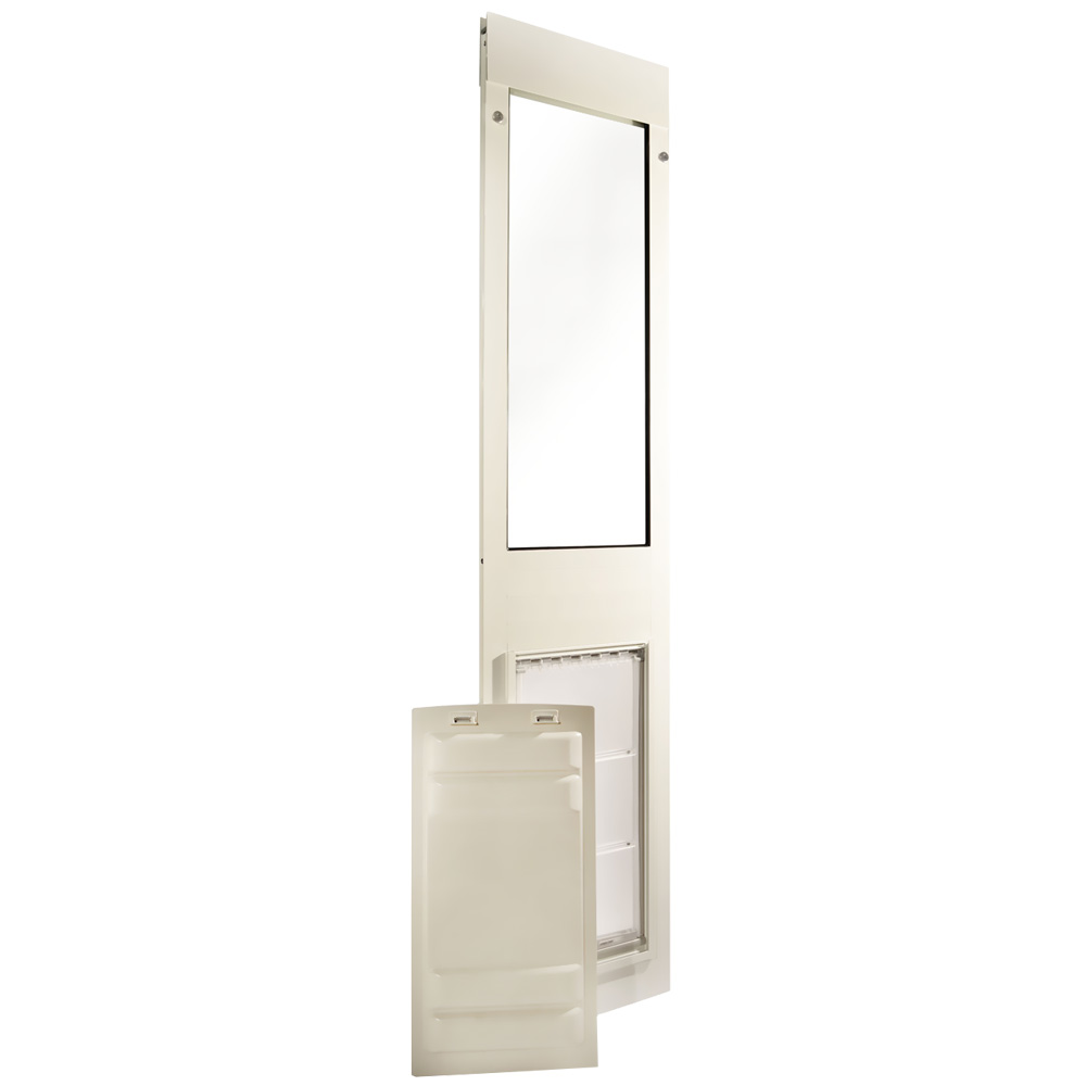 Patio Pacific Thermo Panel 3e White Frame Extra Large 93