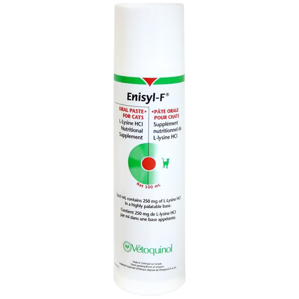 Enisyl-F Oral Paste for Cats - 100 mL