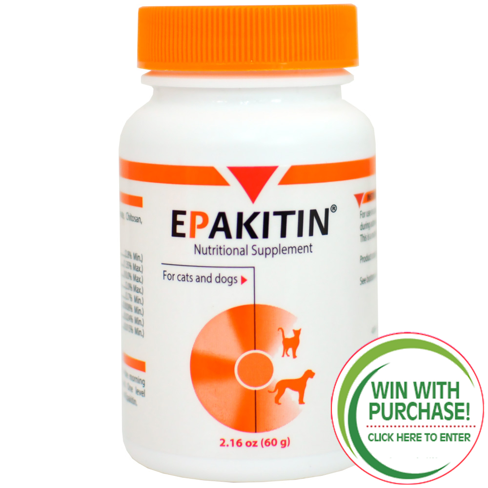 Epakitin for Dogs and Cats (60 gm)