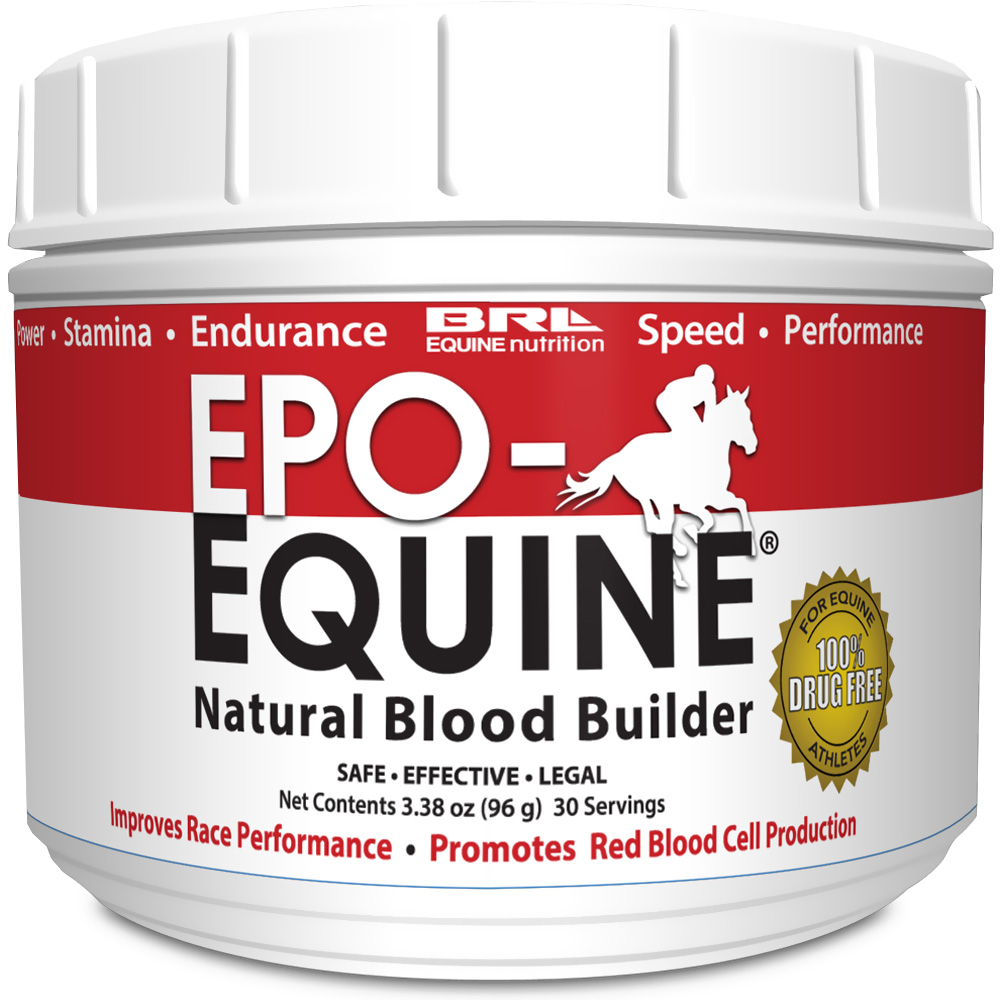 EPO-Equine Natural Blood Builder (30 Servings)
