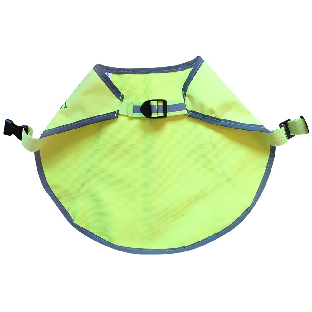 ESSENTIAL-VISIBILITY-DOG-VEST-NEON-YELLOW-SMALL