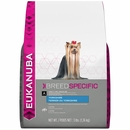 Eukanuba Adult Breed Specific Dog Food - Yorkshire Terrier (3 lb)