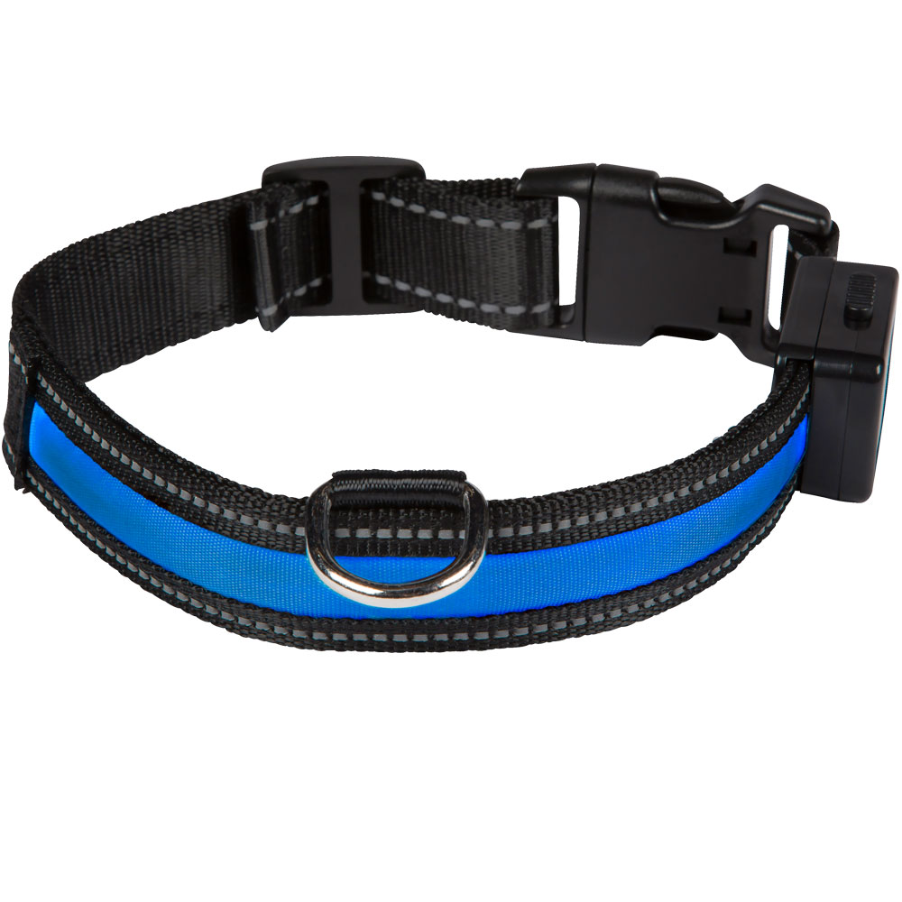 Eyenimal Light Collar - Blue (XLarge)
