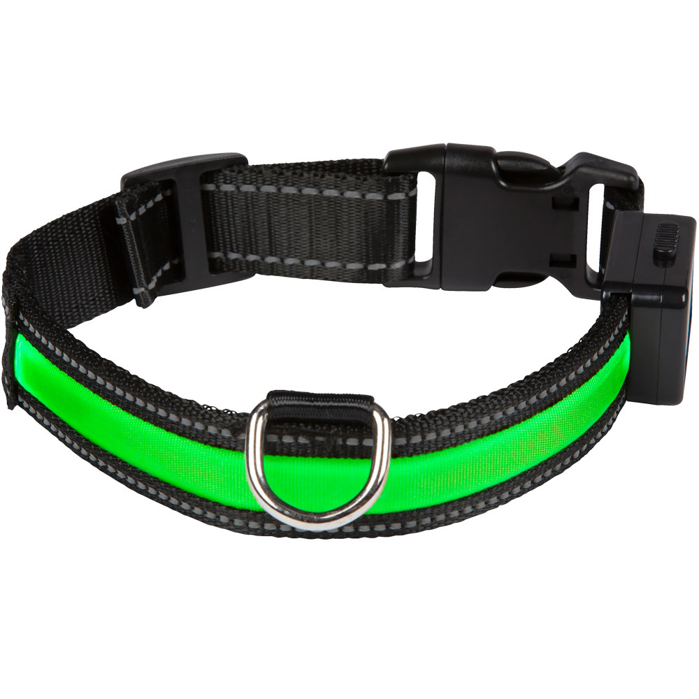 Eyenimal Light Collar - Green (XLarge)