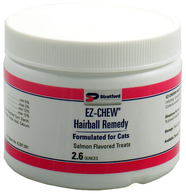 EZ-CHEW Hairball Remedy
