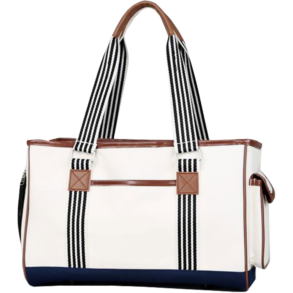 Fashion Tote Spotted Pet Carrier