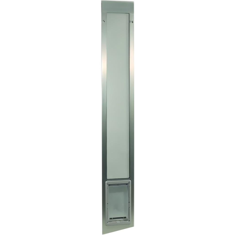 "Fast Fit Pet Patio Door 80"" - Medium (Mill)"