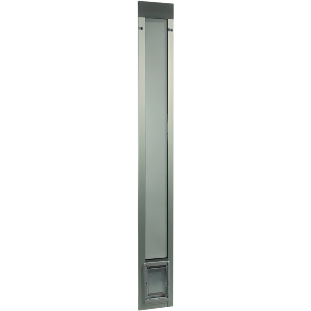 "Fast Fit Pet Patio Door 80"" - Small (Mill)"
