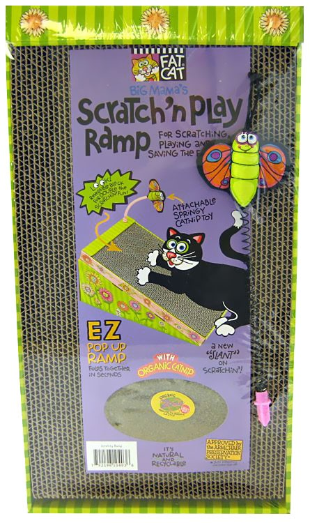 Fat Cat Cat Scratchers