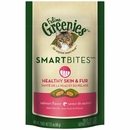 Feline Greenies SMARTBITES Skin & Fur Salmon (2.1 oz)
