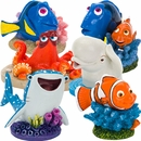 Finding Dory & Friends Aquarium Ornament Set - Medium