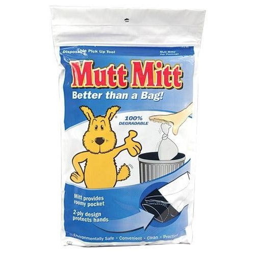 Finny Mutt Mitt Smart Pack (100 ct.)