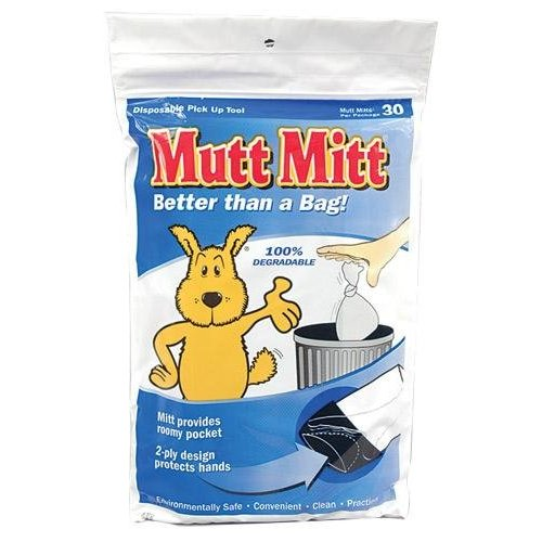 Finny Mutt Mitt Smart Pack (30 ct.)