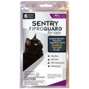Fiproguard Flea & Tick Squeeze-On for Cats, 6-PACK
