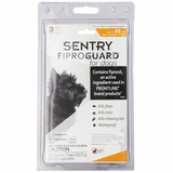 Fiproguard Flea & Tick Squeeze-On for Dogs Upto 22 lbs, 3-PACK