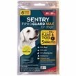 FiproGuard MAX Dog Flea & Tick Squeeze-On 45-88 lbs - 6-PACK
