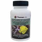 Fish Sulfa Forte (Sulfamethoxazole / Trimethoprim) (60 count)