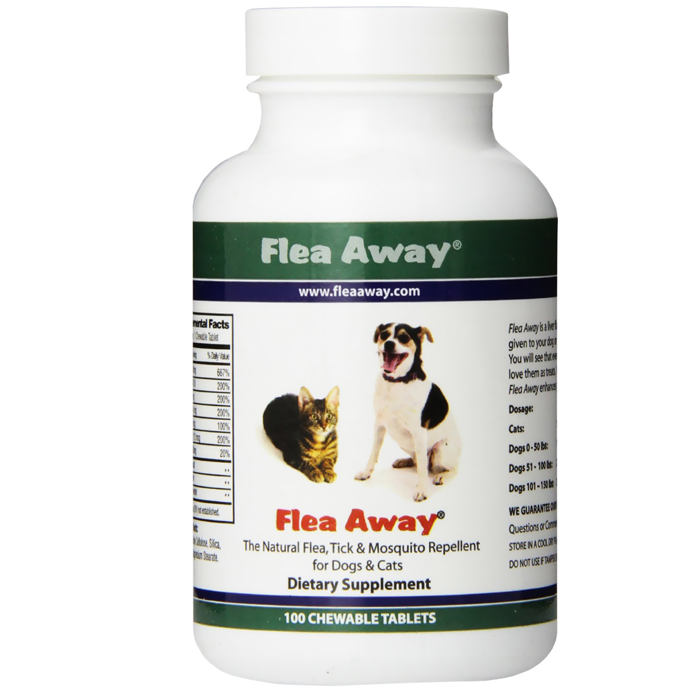 Flea Med For Cats And Dogs