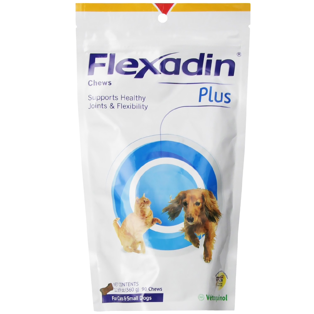 Flexadin Plus Small Dogs & Cats (90 chews)