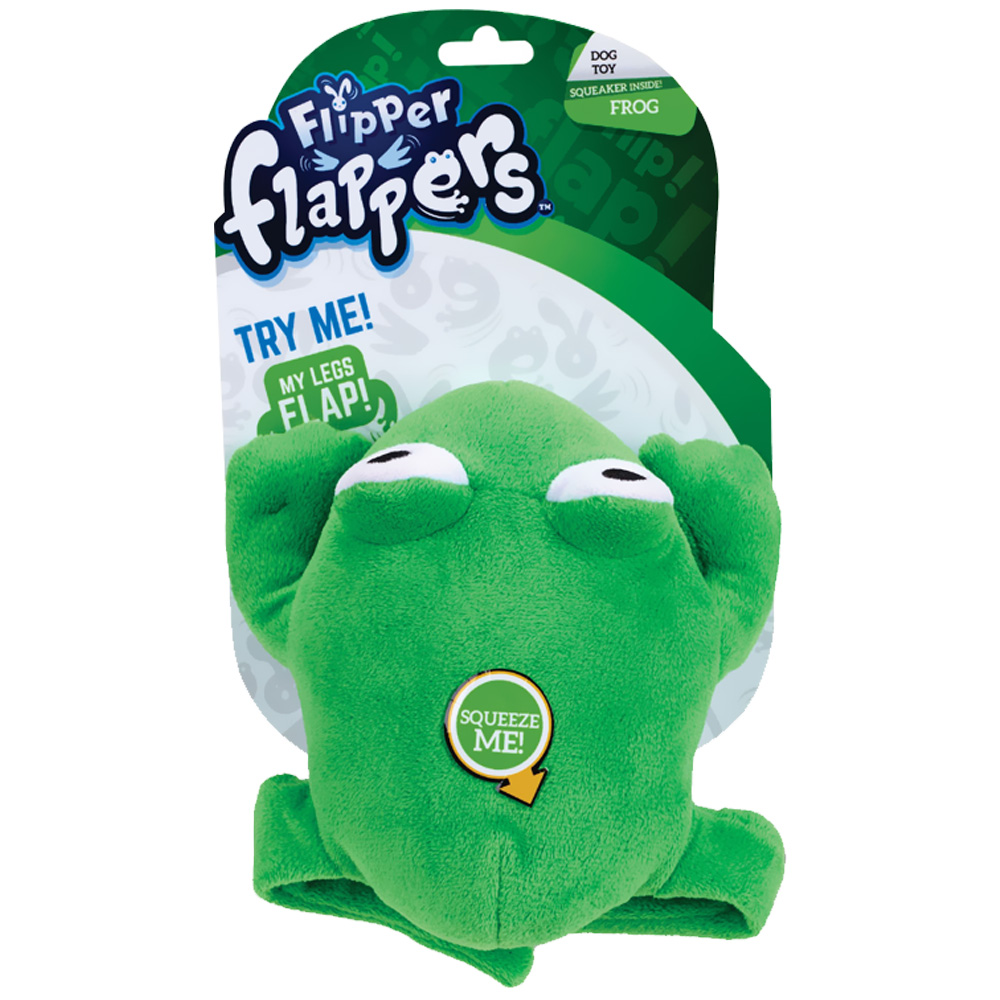 Flipper Flappers - Frog