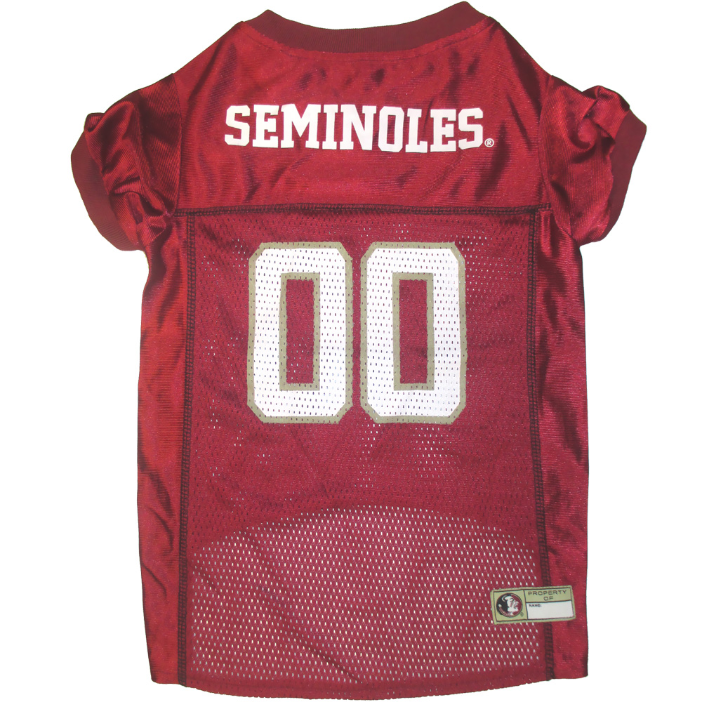 Florida State Seminoles Dog Jerseys